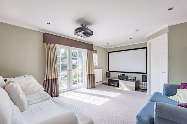 Family/TV Room of Oakdene, Sunningdale, Ascot SL5