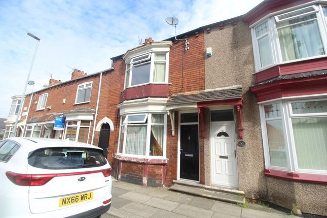 3 bed terraced house for sale in St. Barnabas Road, Middlesbrough
