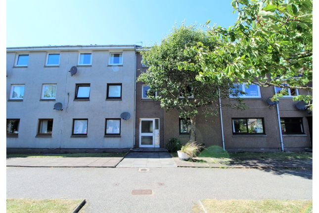 Thumbnail Flat for sale in Donmouth Court, Aberdeen
