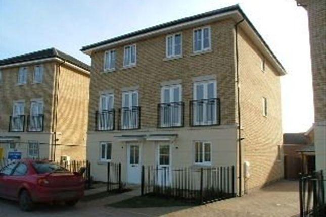 Thumbnail Property to rent in Marius Crescent, Hampton Hargate, Peterborough