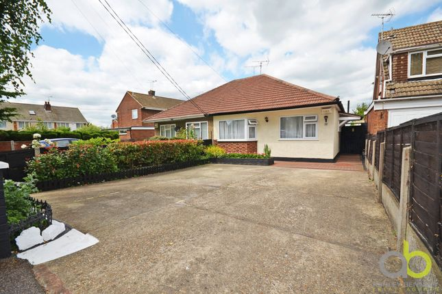 Thumbnail Semi-detached bungalow for sale in London Road, Benfleet