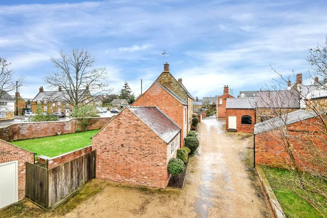 Detached house for sale in Wilbarston, Market Harborough, Northamptonshire