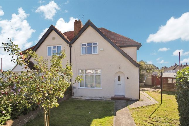 Thumbnail Semi-detached house to rent in Napier Close, West Drayton, Middlesex