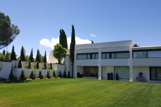 Thumbnail detached house for sale in madrid spain
