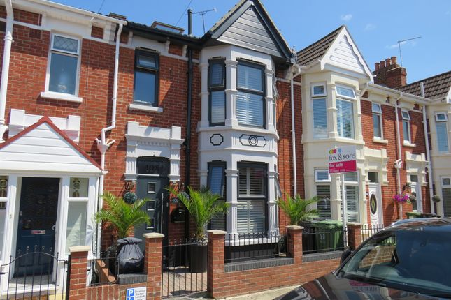 Thumbnail Terraced house for sale in Lyndhurst Road, Portsmouth