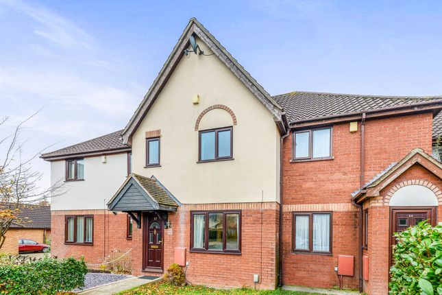 Thumbnail Terraced house for sale in Pascal Way, Letchworth Garden City
