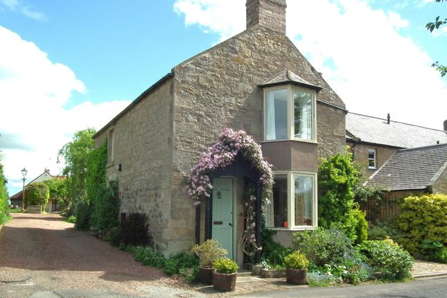 Thumbnail End terrace house for sale in Lennel, Coldstream