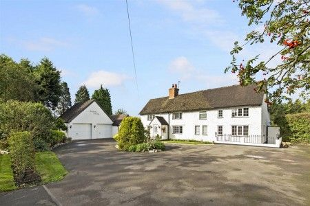 Thumbnail Cottage for sale in Main Road, Ansty, Coventry