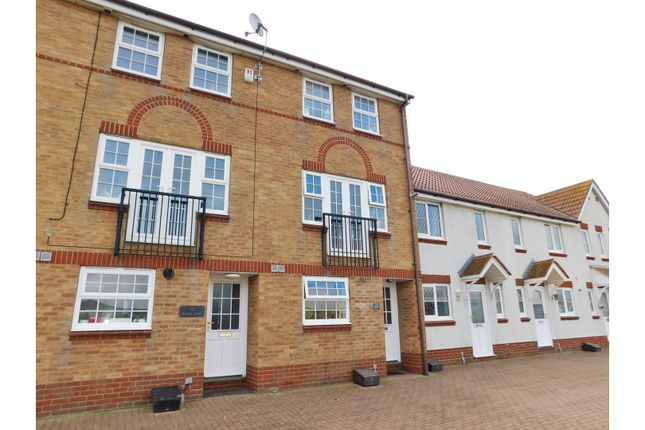 Thumbnail Town house for sale in Anchor Close, Shoreham-By-Sea