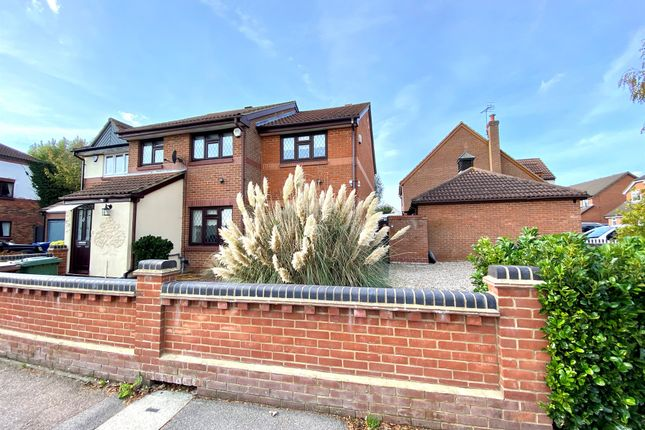 Thumbnail Semi-detached house for sale in Hogg Lane, Grays