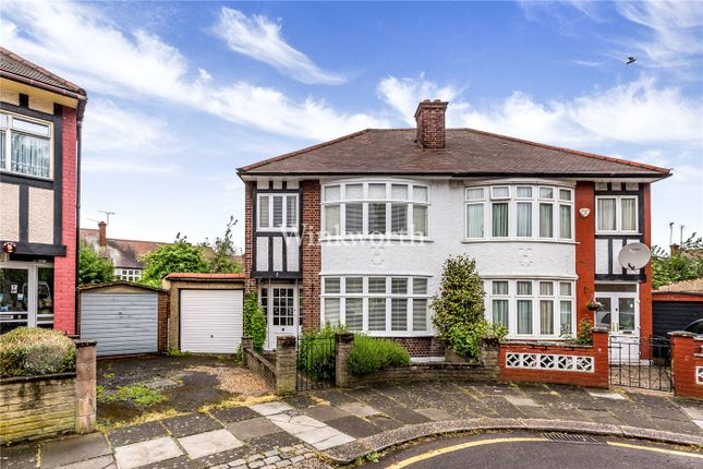 3 bed semi-detached house for sale in Wilmot Road, Tottenham, London