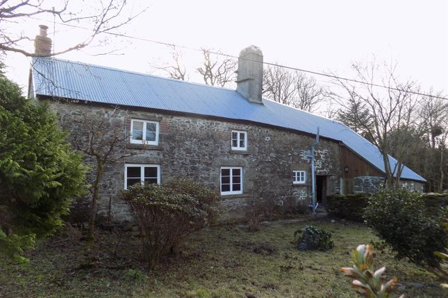 Thumbnail Detached house to rent in Okehampton