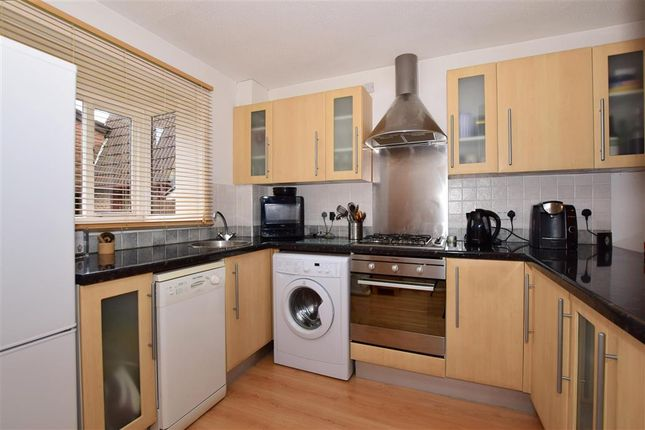 Thumbnail End terrace house for sale in Tulip Close, Shirley Oaks Village, Shirley, Surrey