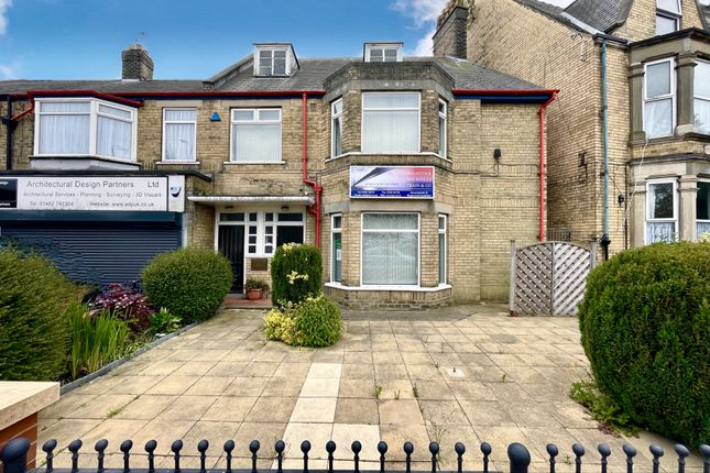 Thumbnail End terrace house for sale in Anlaby Road, Hull
