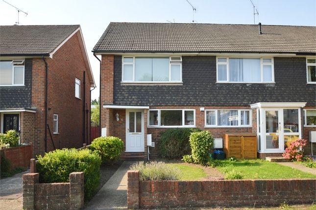 2 bed end terrace house to rent in Normanhurst Road, Walton-On-Thames, Surrey KT12