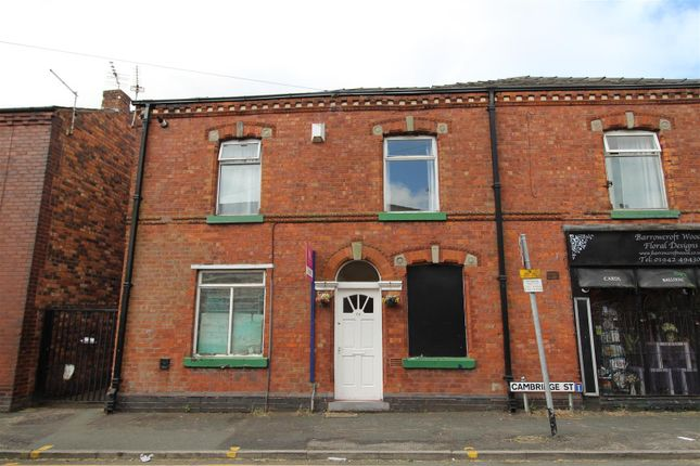 1 bed flat to rent in Cambridge Street, Ince, Wigan WN1