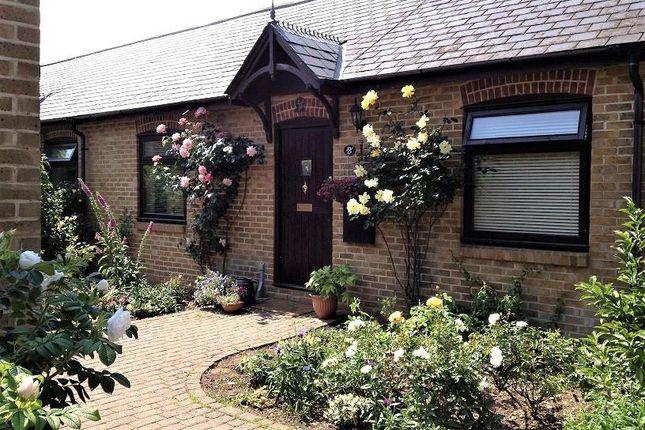 Thumbnail Bungalow for sale in Home Farm Court, Shantock Hall Lane, Bovingdon, Hemel Hempstead