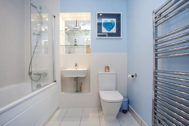 Bathroom of John Thornycroft Road, Woolston, Southampton SO19