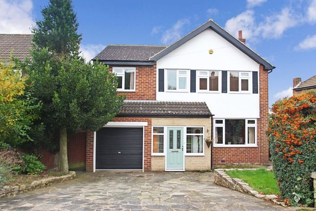 Thumbnail Detached house for sale in Lynwood Crescent, Pontefract