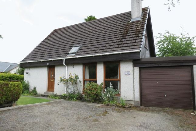 Thumbnail Detached house for sale in Camden Street, Evanton, Dingwall