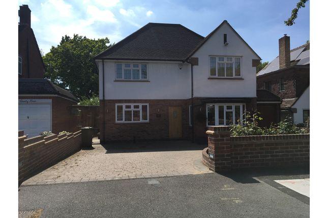 Thumbnail Detached house for sale in Malmains Way, Beckenham