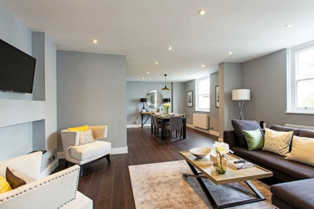 Thumbnail Flat for sale in St. Anns Terrace, London