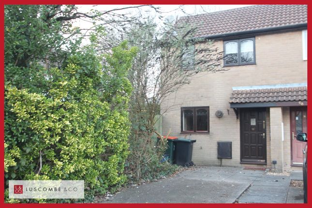Thumbnail End terrace house to rent in Forge Close, Caerleon