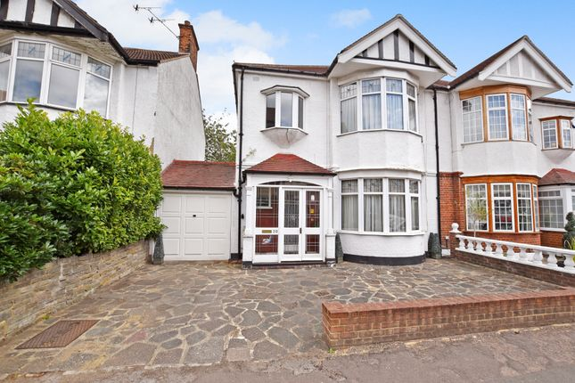 3 bed semi-detached house for sale in Gloucester Road, London E11