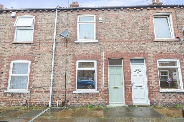 Thumbnail Terraced house to rent in Allan Street, York