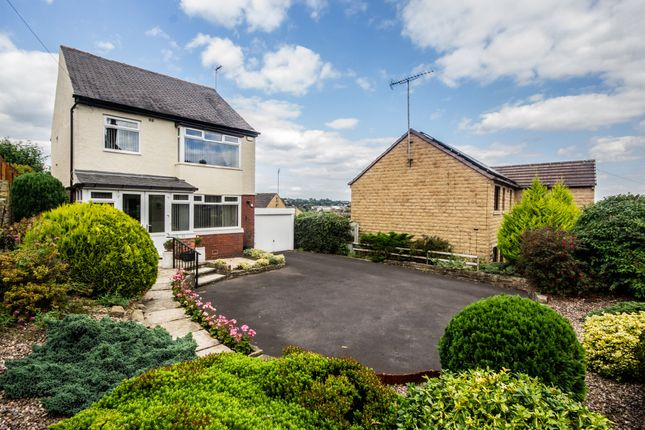 Thumbnail Detached house for sale in Hopton Lane, Mirfield