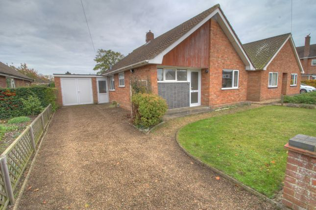 Thumbnail Bungalow for sale in Welsford Road, Norwich