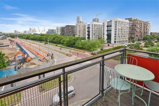 Thumbnail Flat to rent in Holly Court, John Harrison Way, London