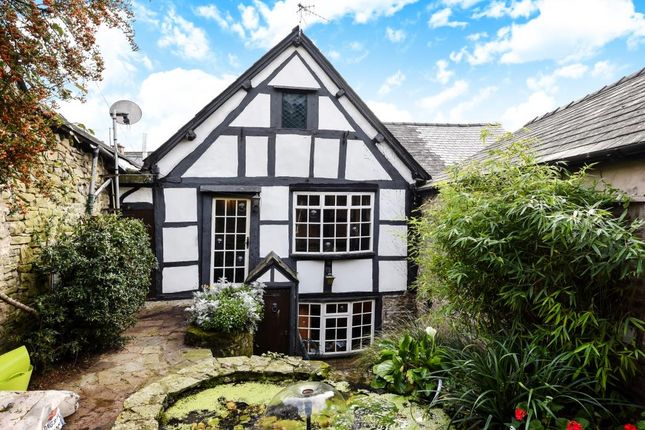 Thumbnail Terraced house for sale in Kington, Herefordshire