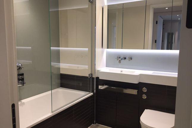 Bathroom of Circus Road West, Battersea SW8