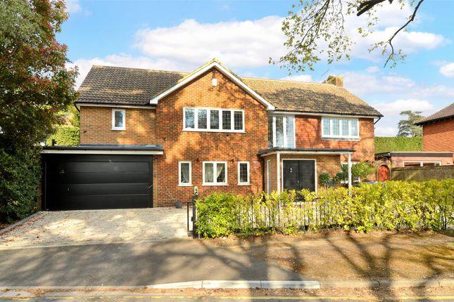Thumbnail Detached house for sale in Saxonbury Gardens, Long Ditton, Surbiton