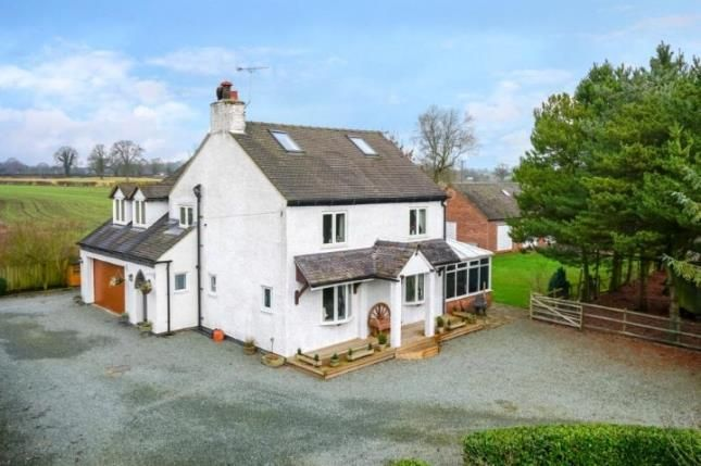 Thumbnail Detached house for sale in Yarnfield Lane, Yarnfield, Stone