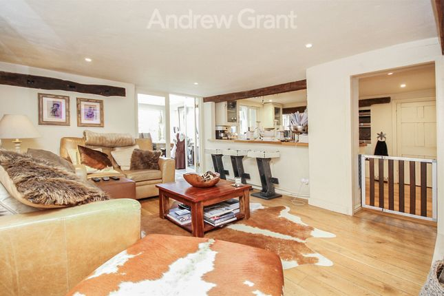 Thumbnail End terrace house to rent in Ullenhall, Henley-In-Arden, Warwickshire