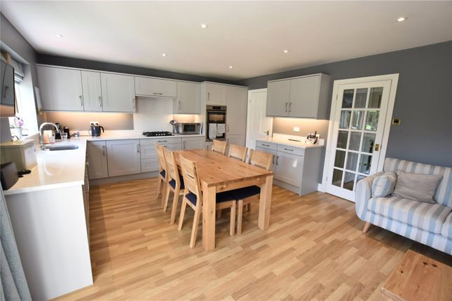 Thumbnail Detached house for sale in The Gables, Knaresborough, North Yorkshire
