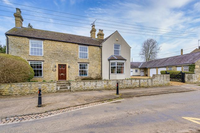 Thumbnail Detached house for sale in Main Street, Polebrook, Peterborough