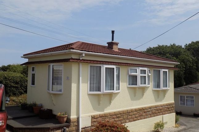 Mobile/park home for sale in Little Trelower Park, Trelowth, St Austell