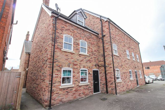Thumbnail Flat for sale in Fitzwilliam Court, Union Street, Market Rasen