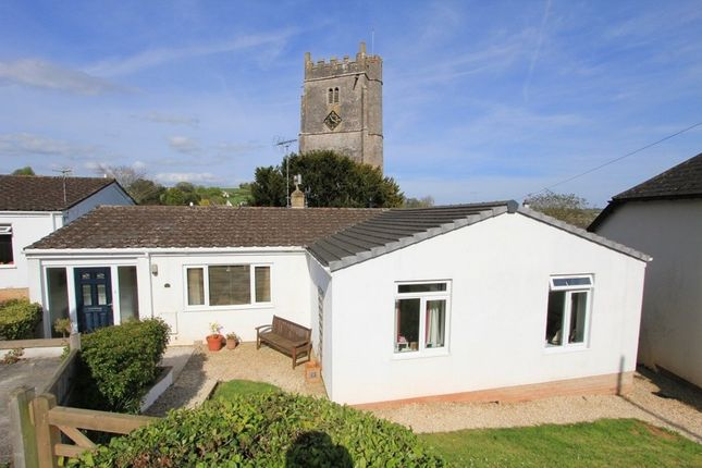 Thumbnail Detached bungalow for sale in Court Road, Abbotskerswell, Newton Abbot