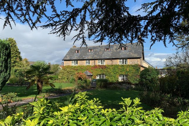 Detached house for sale in Blagdon Hill, Taunton