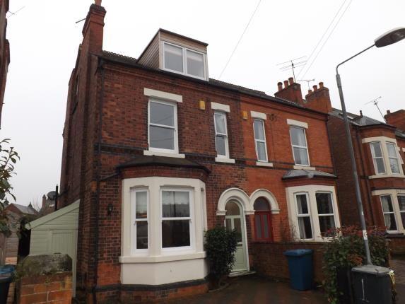 Thumbnail Semi-detached house for sale in Holme Road, West Bridgford, Nottingham