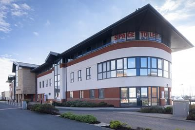 Thumbnail Office to let in Health & Wellbeing Centre, Dock Street, Fleetwood, Lancashire