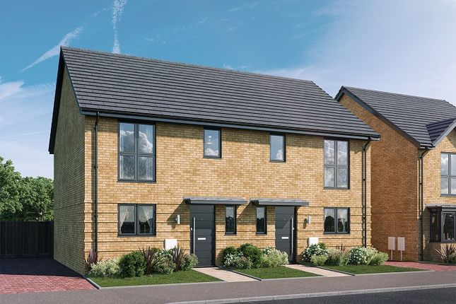 "3 bed property for sale in ""Hatfield"" at Bath Road, Keynsham, Bristol BS31"