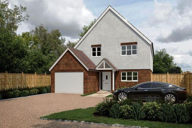 4 bed detached house for sale in Maidstone Road, Borough Green, Sevenoaks TN15