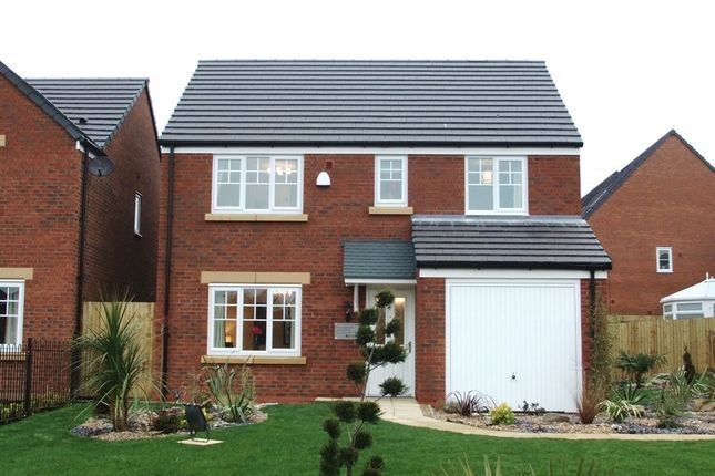 "Thumbnail Detached house for sale in ""The Crathorne"" at Went Meadows Close, Dearham, Maryport"