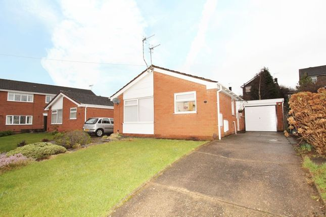 Thumbnail Bungalow for sale in Lyle Close, Kimberley, Nottingham