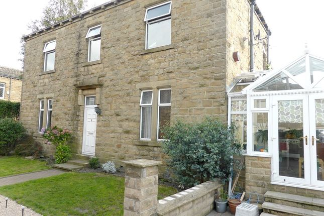 Thumbnail Detached house for sale in Victoria Road, Gomersal, Cleckheaton, West Yorkshire.